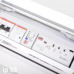 БЛОК: Шкаф управления вентилятором 380В