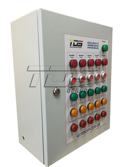 Шкафы управления электромеханическими клапанами с возвратной пружиной