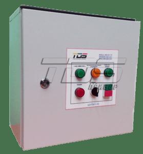 Шкафы управления вентилятором дымоудаления или подпора воздуха