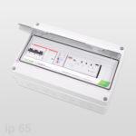 БУЭП-НВ: Шкаф управления насосами и вентиляторами.