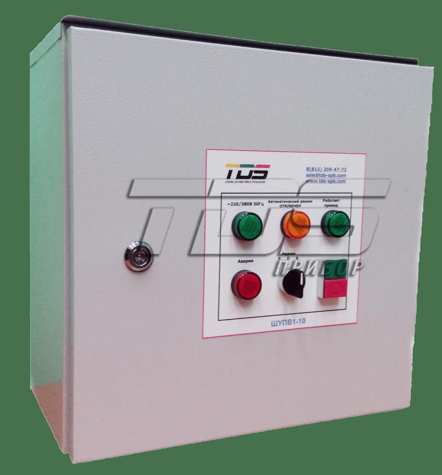 Шкафы управления вентиляторами дымоудаления и подпора воздуха