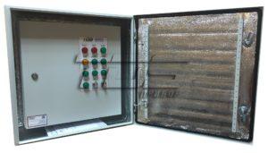 Шкафы управления дренажными насосами с прямым пуском и обогревом