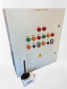 Шкаф управления электрокалориферами
