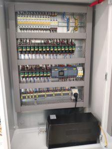 Шкафы управления АВР
