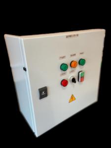 Шкаф управления вентилятором дымоудаления или подпора воздуха серии ШУПВ-П