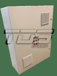 Шкаф управления одним повысительным насосом с частотным регулированием