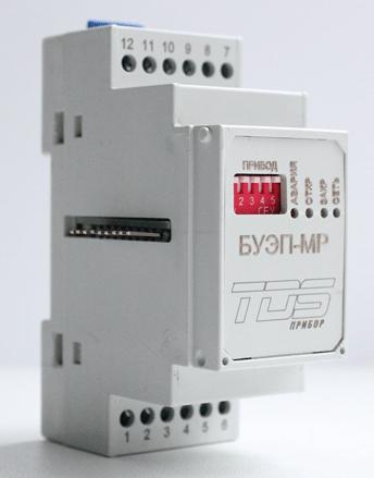 Модуль расширения количества управляемых нагрузок БУЭП - МР
