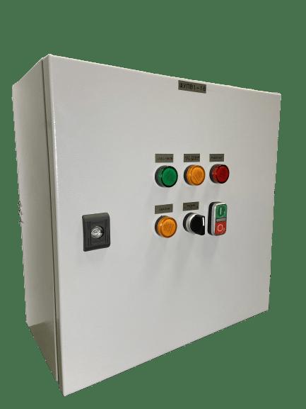 Шкаф управления вентилятором дымоудаления ШУПВ1-2(IP54)