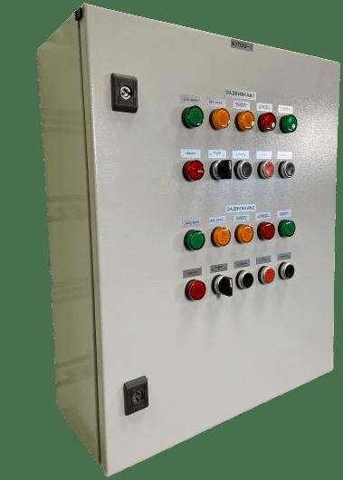 Шкаф управления задвижкой ШУПЗ2-2-1(IP54)