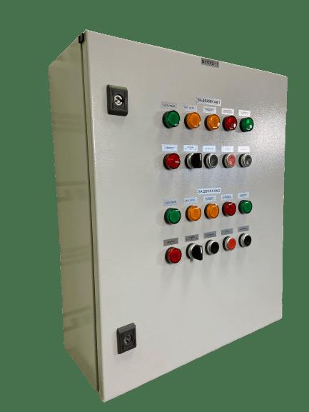 Шкаф управления задвижкой ШУПЗ2-6-1(IP54)