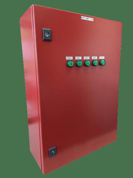 Шкаф автоматического ввода резерва АВР ШУП-АВР1-16 (IP54)