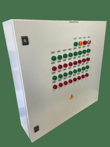 Шкаф управления реверсивными клапанами ШУПК1-Р-ХХ-ХХ (IP54)