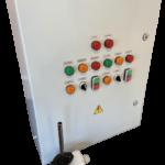 Шкафы управления вентилятором и электрокалорифером